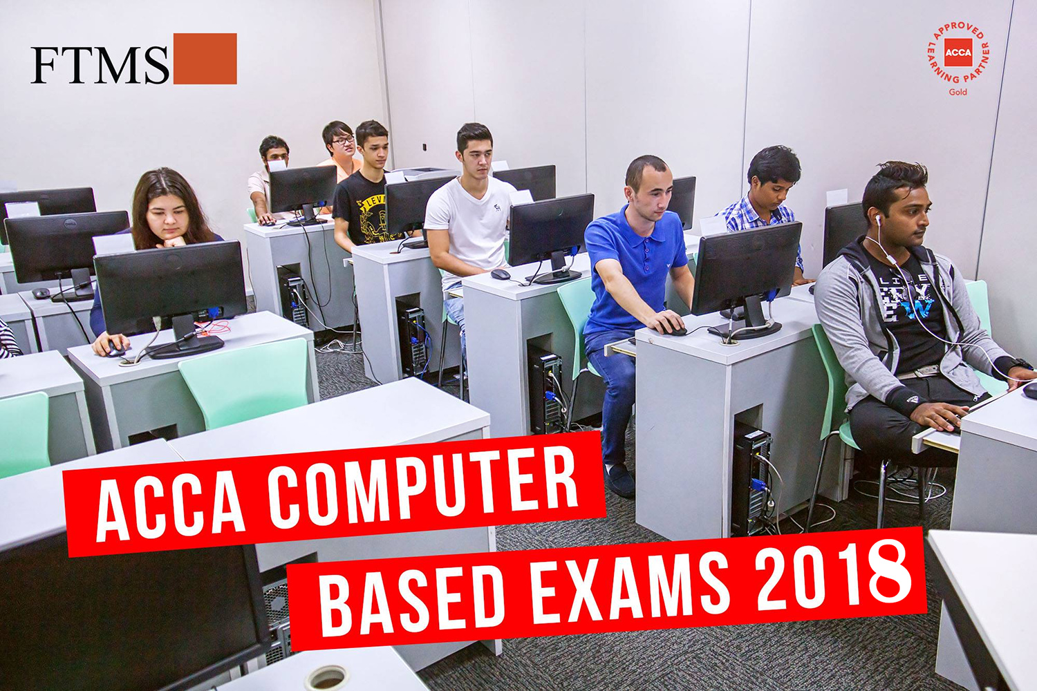 Computer-Based Exams - CBE (ACCA, FiA/CAT, MSER) | FTMS Singapore