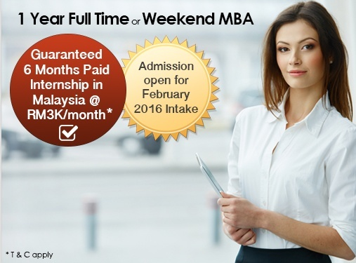 FTMSGlobal delivered MBA awarded by Anglia Ruskin University, UK
