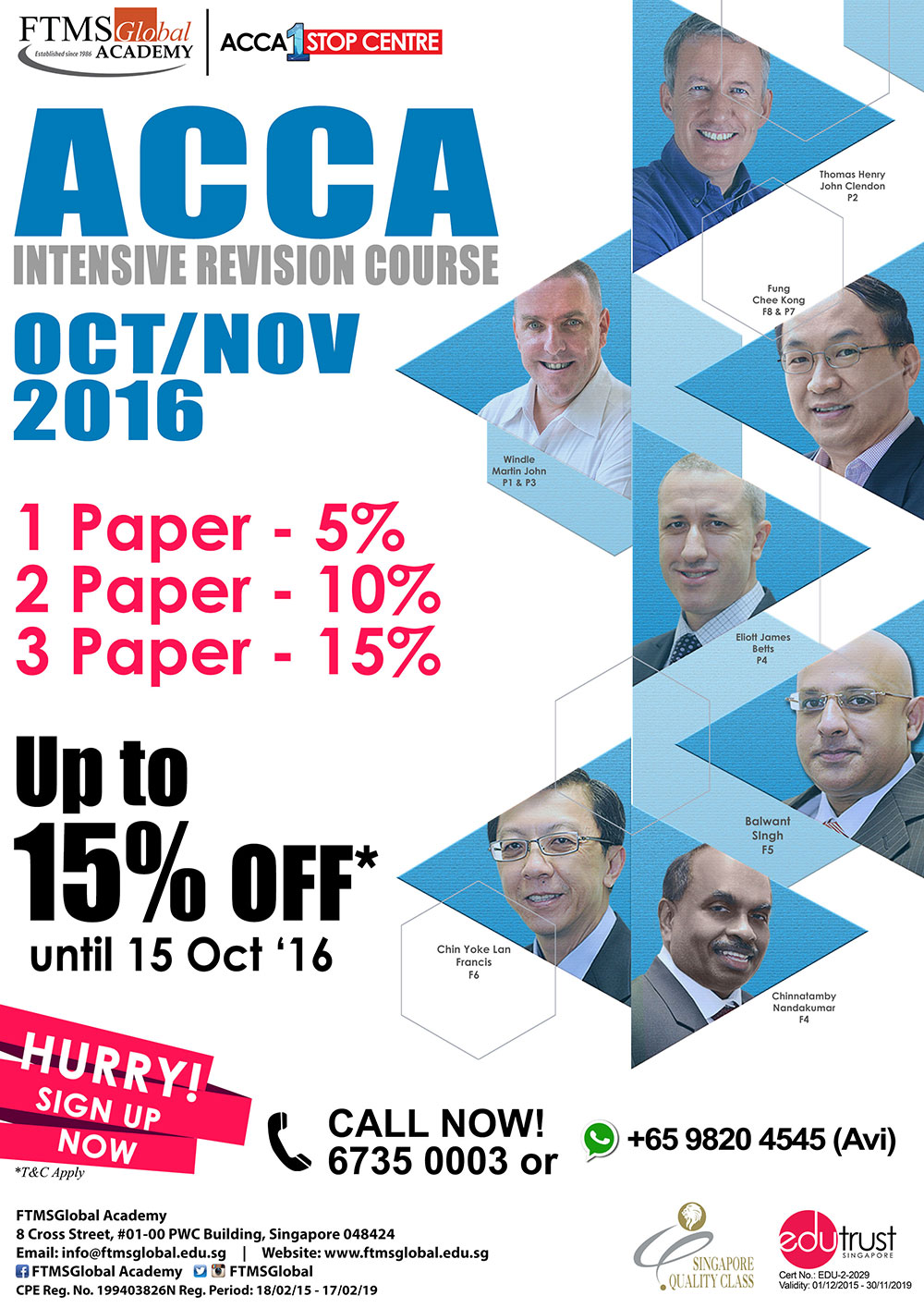 P2 acca paper