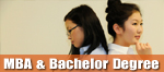 MBA & Bachelor Degree Programmes
